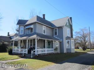 125 N 3RD STREET, Hughesville, PA 17737