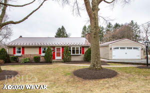 BEAUTIFULLY MAINTAINED HOME ON ONE ACRE.