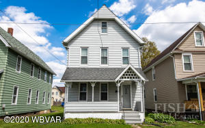 624 THIRD AVENUE, Williamsport, PA 17701