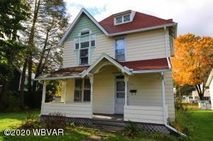 374 E WATER STREET, Hughesville, PA 17737
