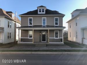 284 E WATER STREET, Hughesville, PA 17737