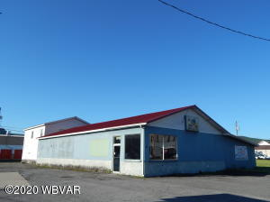 Call or text Dave Williams @ 570-971-0371 to see this 6300 sf retail facility