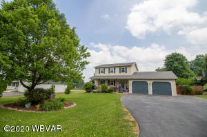 1928 CEMETERY HILL ROAD, Montgomery, PA 17752