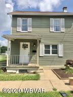 807 TUCKER STREET, Williamsport, PA 17701
