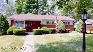 2305 BLAIR STREET, Williamsport, PA 17701