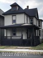 2522 W 4TH STREET, Williamsport, PA 17701