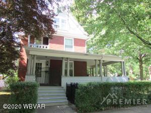 500 GLENWOOD AVENUE, Williamsport, PA 17701