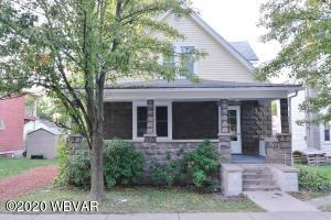 135 E WATER STREET, Muncy, PA 17756