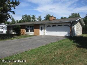 881 PA-118 HIGHWAY, Hughesville, PA 17737