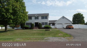 318 MCCONNELL PARKWAY, Hughesville, PA 17737