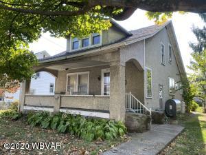 136 E WATER STREET, Muncy, PA 17756