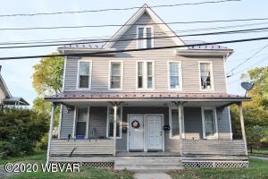 119-121 E PENN STREET, Muncy, PA 17756