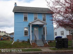 1111 TUCKER STREET, Williamsport, PA 17701