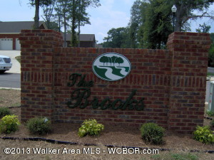 LOT #43 THE BROOKS SUBDIVISION, Jasper, AL 35503