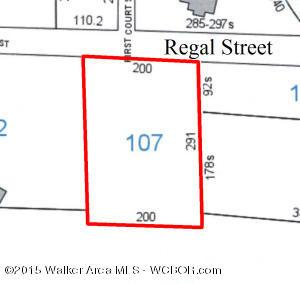 REGAL STREET, Winfield, AL 35594