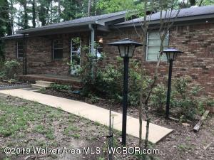 Nice Brick home on 1 acre