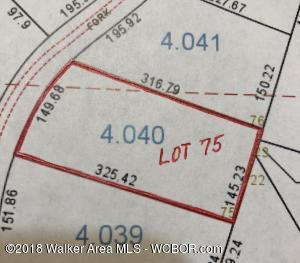 LOT 75 SOUTH FORK ROAD, Quinton, AL 35130