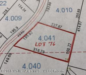 LOT 76 SOUTH FORK ROAD, Quinton, AL 35130