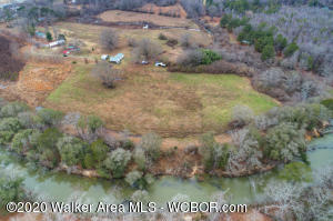 Overall view of house and 30 acres on Blackwater