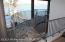 Stone/steel walkway from carport to deck