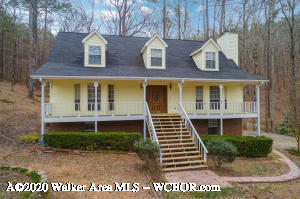 CROOKED CREEK-Well cared for home directly across from Smith Lake. Access to boat launch, nice covered porch and basement garage. Home is in great condition and is ready for immediate occupancy. Three levels with 4BRs/3.5BAs, two living areas, fireplace, dining room, breakfast area and kitchenette. Only about one hour from Bham and close to Rock Creek Marina by water. Call Today!