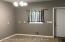 plumbed and wired basement kitchen