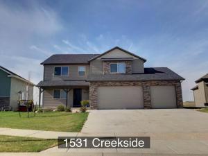1531 Creekside Drive West, Williston, ND 58801
