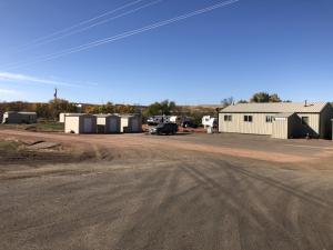 RV Park & 2 Motels with Laundry, Shower & Rooms Building