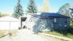 2 Bed/ 1 Bath Home with Two Garages