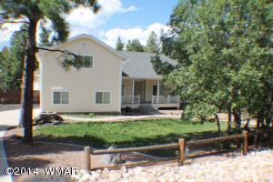 2054 S Pinewood Lane, Pinetop, AZ 85935