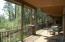 Rear Deck & View