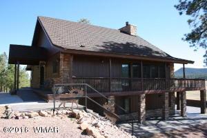 14 Co Rd 2055, Alpine, AZ 85920