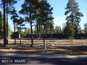 80 N ASPEN Drive, Lot #4, Show Low, AZ 85901