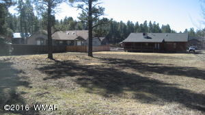 Lot 105 E Meadow Lane, Pinetop, AZ 85935