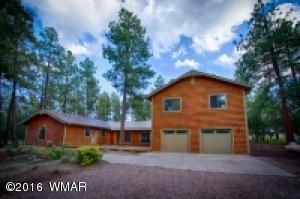 1691 W WOODLAND LAKE, Pinetop, AZ 85935