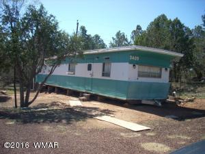 3409 APACHE Drive, Overgaard, AZ 85933