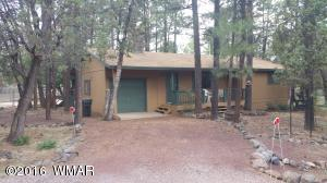 1672 N SPRINGER MOUNTAIN Drive, Lakeside, AZ 85929