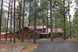 7228 COUNTRY CLUB Drive, Pinetop, AZ 85935