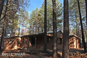 5768 Cougar Ct., Pinetop, AZ 85935