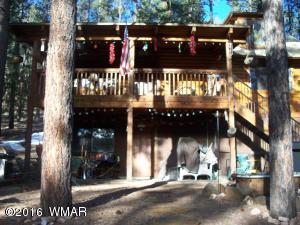 20 County Road 1324, Greer, AZ 85927