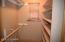 Upstairs Storage Closet
