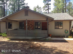 5973 Mule Deer Way, Pinetop, AZ 85935