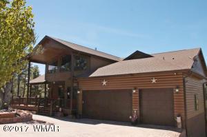 2241 S Bristle Cone Drive, Show Low, AZ 85901