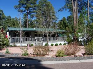 3731 S Latigo Way, Show Low, AZ 85901