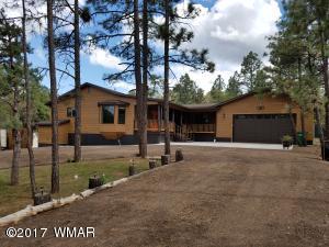 2645 Jicarilla Drive, Ellsworth Heights, Show Low, AZ 85901
