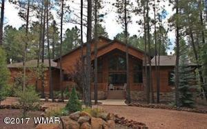 6495 Sunset Trail, Pinetop, AZ 85935