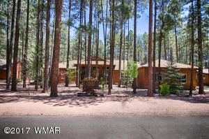 7457 Geronimo Road, Pinetop, AZ 85935