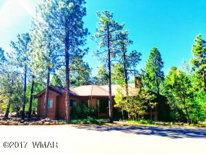 2215 Vista Drive, Pinetop, AZ 85935