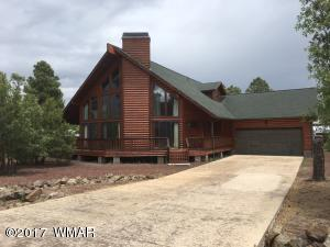 2109 S Woodland Hills Lane, Pinetop, AZ 85935