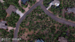 1.10 Acre Corner Lot in the Sierra Pines Subdivision of Show Low. Perfect Site for Your Dream Home.